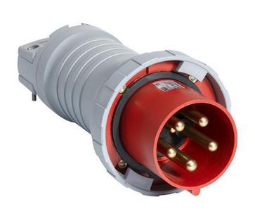 CEE stikprop 4 polet 125A 415V IP67 6H 2CMA166816R1000