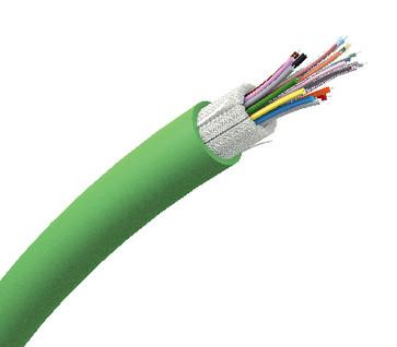Actassi FL-C FiberkabelOS2 9/125µm Tight Buffer 24 fiber VDICD52524TM