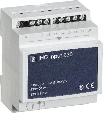 IHC Input 230VAC M 8 indgange 120B1012