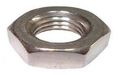 Thin nuts DIN 439 stainless steel A2