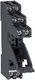 Sokkel for RXG relæer med 2 C/O kontakter og skrueterminaler 7522602549