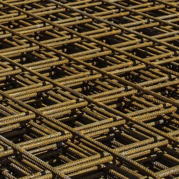 Net af ribbet tråd DIN488 B500A 5000x2150x150x6 mm