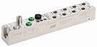 SOLID67 IOL8 (M8 5P) 30mm M12L 5P SOLID67 Multiprotocol Profinet eller ETHERNETIP Kompakt modul 54506