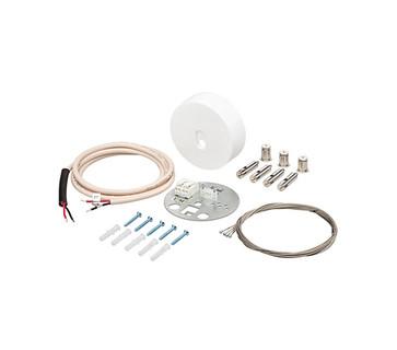 Philips Tilbehør CoreLine Panel RC127Z Wireophæng 2 punkter Hvid