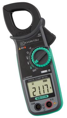 Kyoritsu 2117R sand RMS tangamperemeter 4560187065910