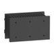 Køleplade til DIN-skinne for montering af SSP relæ 1,0°C/W 7522604767
