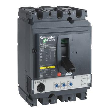 Maksimalafbryder NSX160B+MicroLogic 22/160 3p LV430745