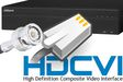 Tribrid & Penta-brid optagere(IP, HDCVI, AHD & analog)