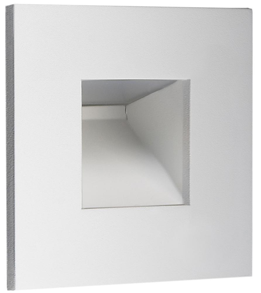 Capella Soft Mat-Hvid 2W LED 2700K