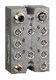 Modicon TM7, I/O Udvidelsesmodul, 8 DI/DO, 24VDC, M8 stik, 0,5A Udgangsstrøm, IP67  / 7586036106