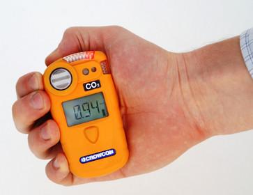 Crowcon gasdetektor Gasman CO2 5706445590407