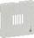 FUGA afdækning for temperatursensor lysegrå 530D5534 miniature