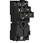 Sokkel til RUMC3 separate  kontakter RUZSC3M miniature