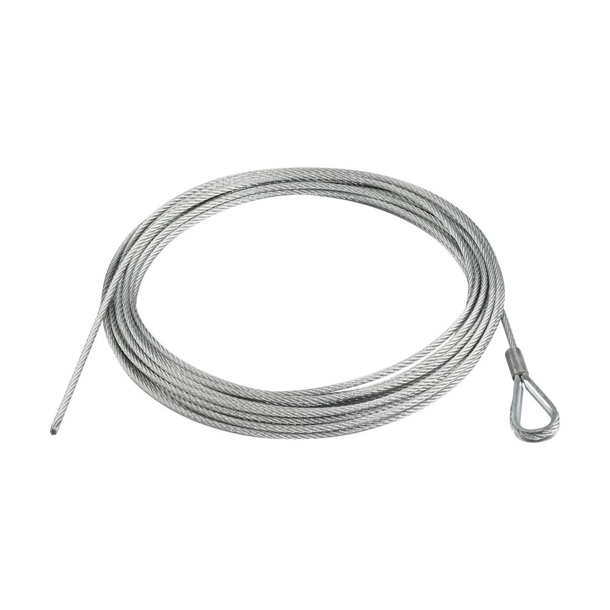 Tilbehør CoreLine Trunking LL120Z Wireophæng Ø2MM 5M