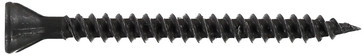 DRYWALL SCREWS 3,9 X 45 Black phosphated, board, collated 552340