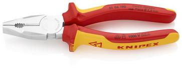 Knipex kombinationstang 190 mm 01 06 190