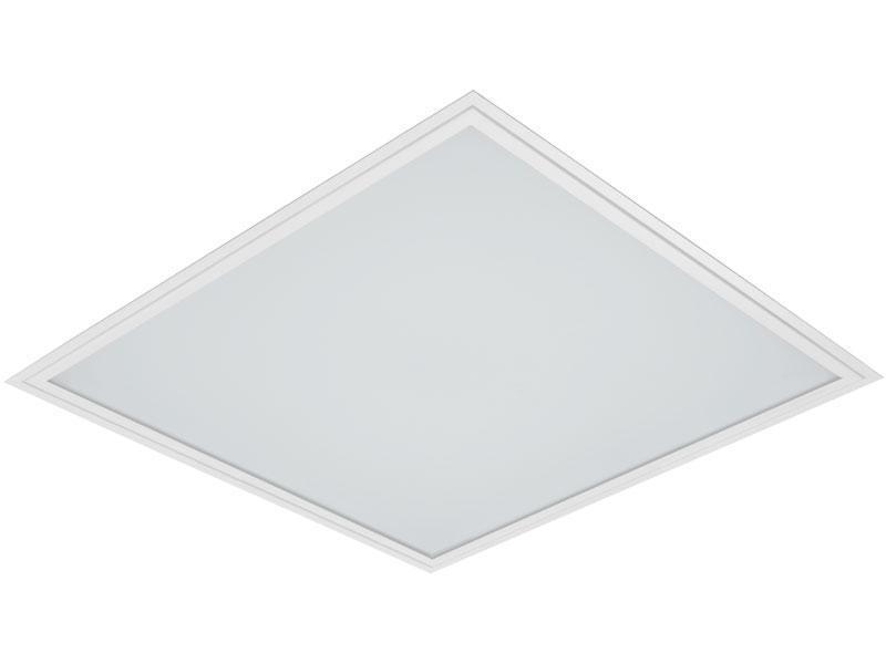Gacrux II Eco OPD OMS 3950lm/37W/840 LED FIX 60x60 indbygget opal hvid