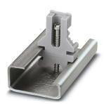 End clamp, width: 8.5 mm, color: gray 1201455