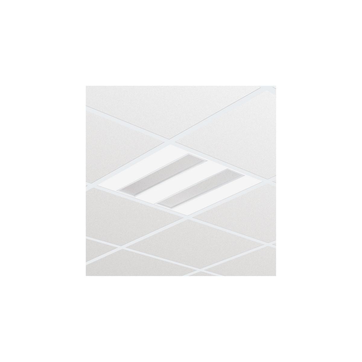 Philips FlexBlend Indbyg RC340B LED 3600lm/940 SRD 60x60 Synlig T-skinne MLO-optik Interact Ready
