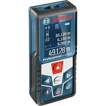 Blå bosch afstandsmåler glm 50 c 0601072C00