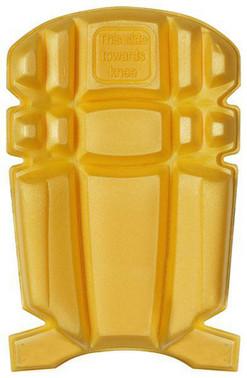 Snickers knæpuder 9110 gul - par 91100604000