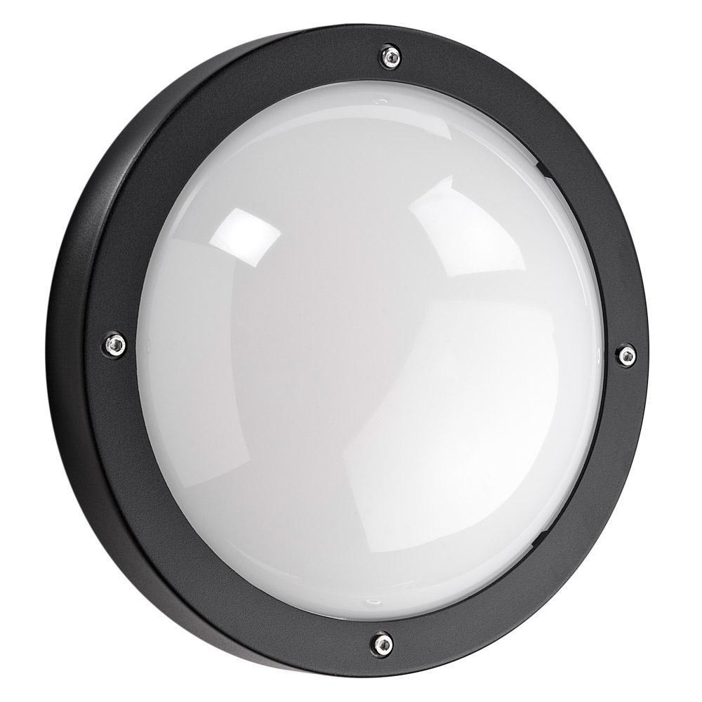 Primo Mat-Sort 11,5W 1100 LED 3000K m/Skumring