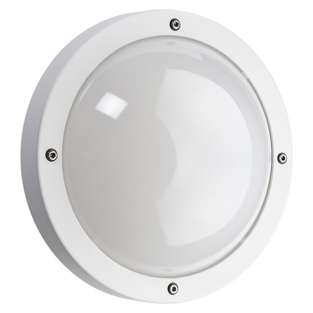 Primo Mat-Hvid 11,5W 1100 LED 3000K m/Skumring
