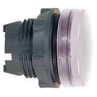 Harmony signallampehoved i plast for BA9s med linse i klar farve ZB5AV07