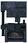 MOBILE-bakker OMP11 ABIKO f/ modular stik RJ11 4301-313200 miniature