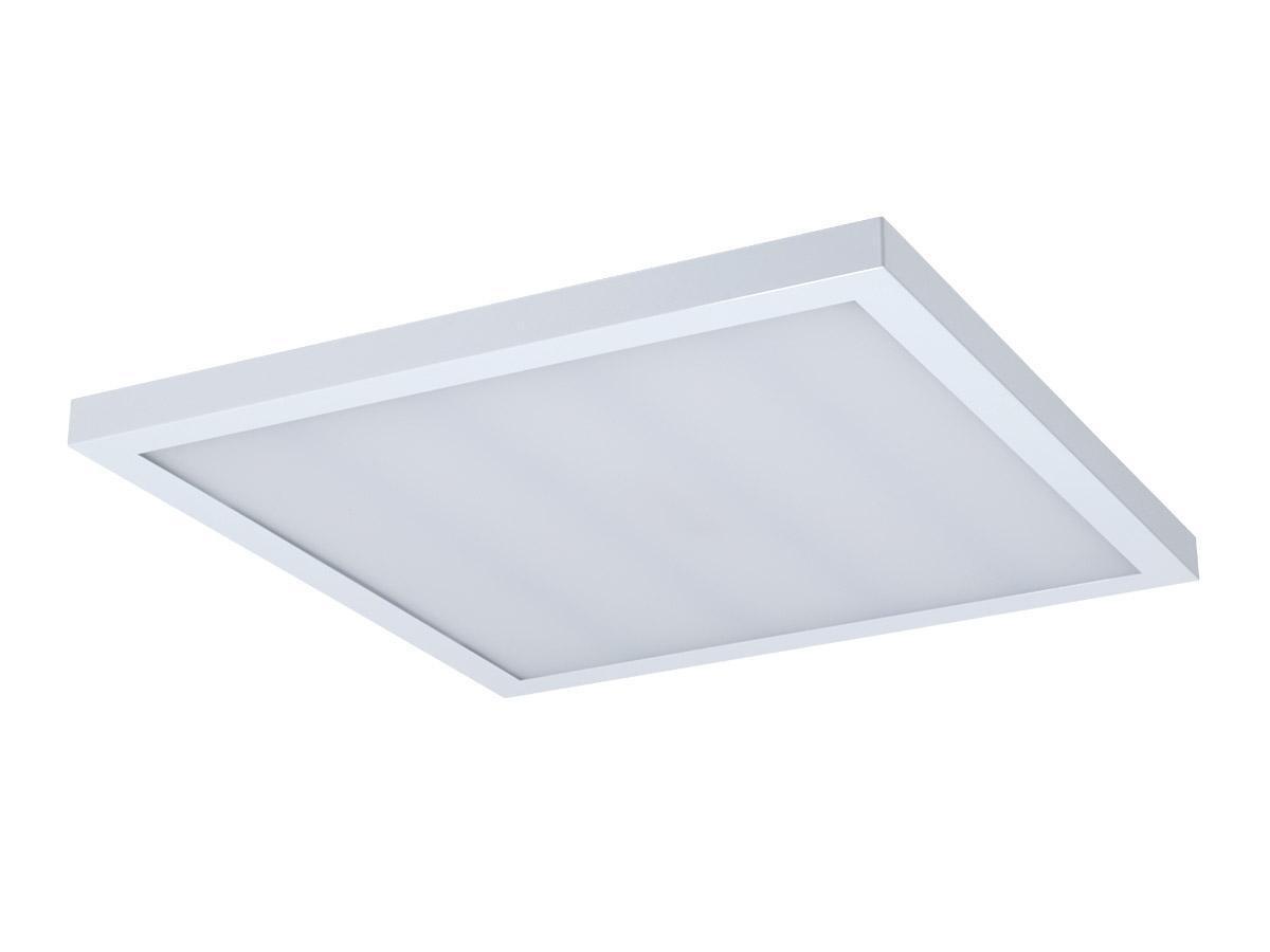 NAOS LED SQUARE 595X595 5200/840 IP20, hvid