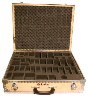 L-ALU Elpress Opbevaringskasse til system V1300 og V250 5250-003900