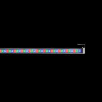 Arcadia1240 RGB Power LED 48W/Sort