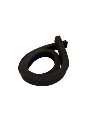 KARFA intumescent-coated fireproof sponge P40 40 mm for P110+P58 499040040