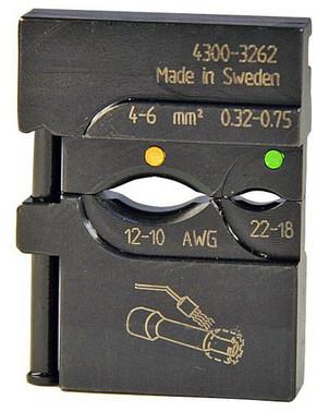 MOBILE-bakker OSW0360 f/ muffe m. varmekrympiso. 0,3-0,75mm² + 4-6mm² 5119-326200