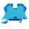 Gennemgangsklemme WDU35N B.104048 1040480000 miniature