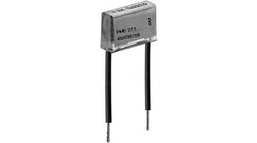 Kondensator 100 nF 275 VAC 165-64-710