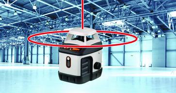Laserliner Rotary Laser aquapro 120 49-0460400