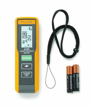 Fluke 417D Laserafstandsmåler 5099292