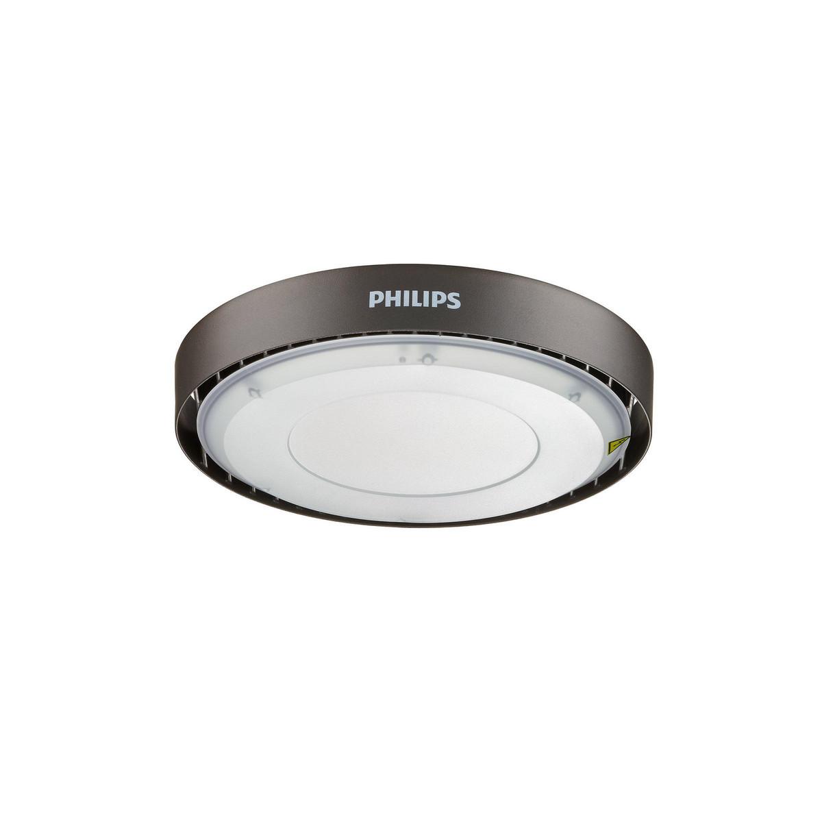 Philips Ledinaire Highbay BY020P 10000lm/840 97W IP65 100° (WB) Grå