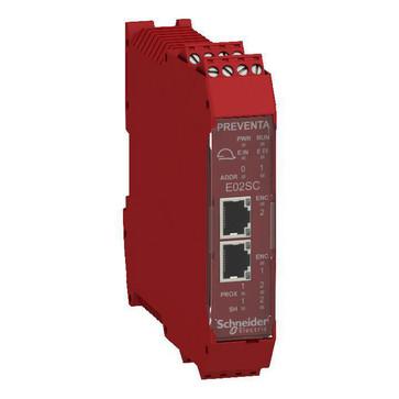 XPSMCM udvidelsesmodul Hastighedsvagt XPSMCMEN0200SC XPSMCMEN0200SC