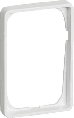 LK FUGA Baseline 50 ramme 1½ modul, hvid 500D6815