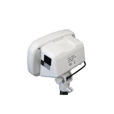 Gulvvægt 300 kg / inddeling 50 g med LED display og 800x600 mm vejeplade 18562435