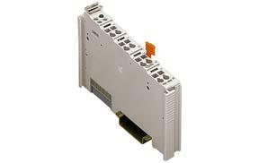 I/o forsynings modul 230VAC 750-612