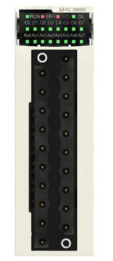 8/4 kanals tæller 10 khz 16/32BIT BMXEHC0800
