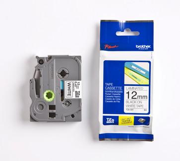 Tape Brother sort/hvid TZe 231 12 mm 1395354-000
