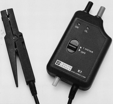 K1 mini current clamp, AC/DC 5703317420800