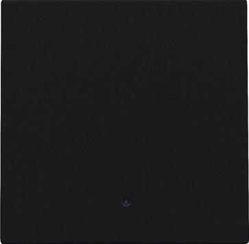 Tangent til smart tryk med linse, dark brown 124-32002