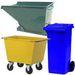 Affaldsbeholdere og containere