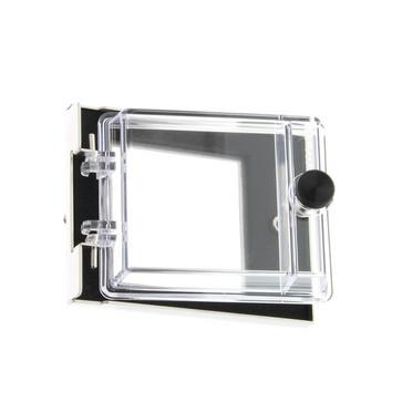 Vandtæt dækning for DIN 48x48 mm enhed, IP66, plast Y92A-48N 154196