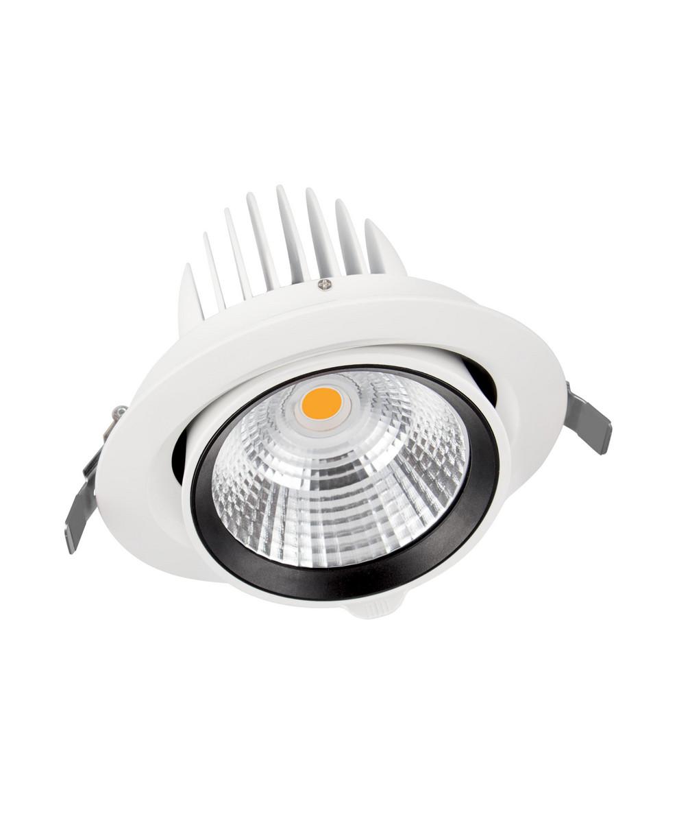 LEDVANCE Spot Vario 35W/3000K hvid 24°